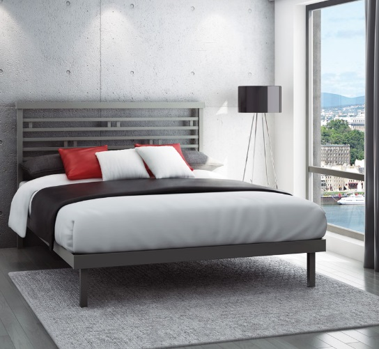 Orson Platform Bed By Amisco