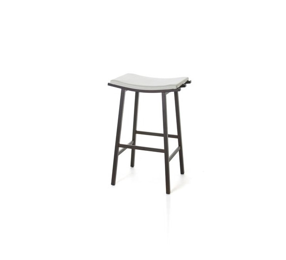 Nathan Non Swivel Stool By Amisco