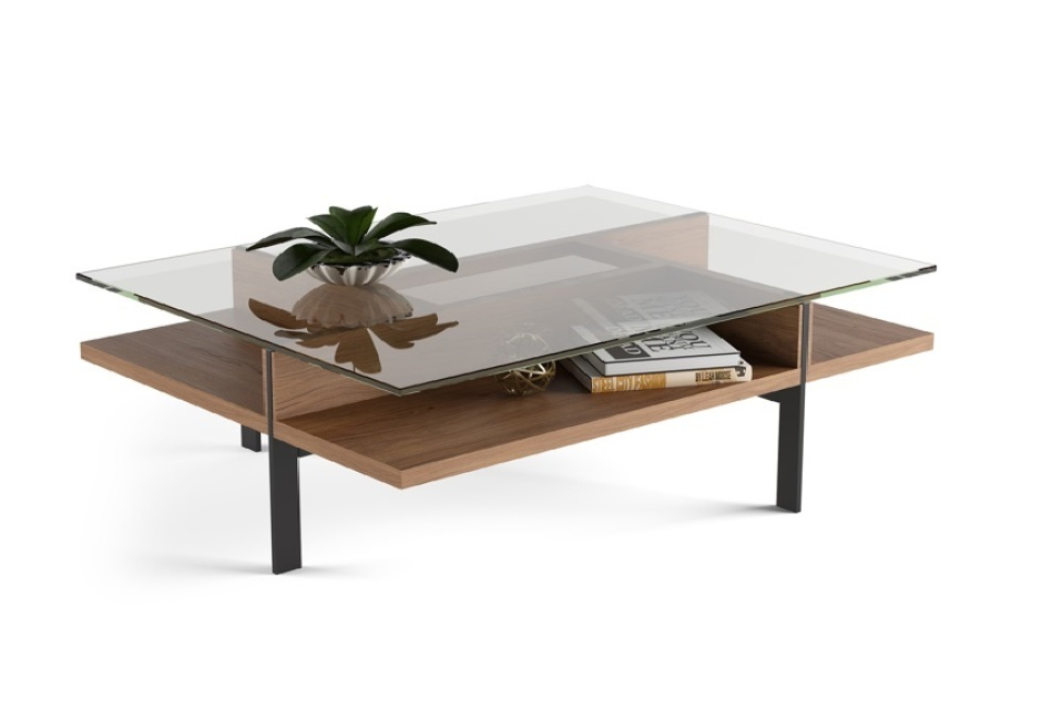 Terrace Rectangular Coffee Table By Bdi