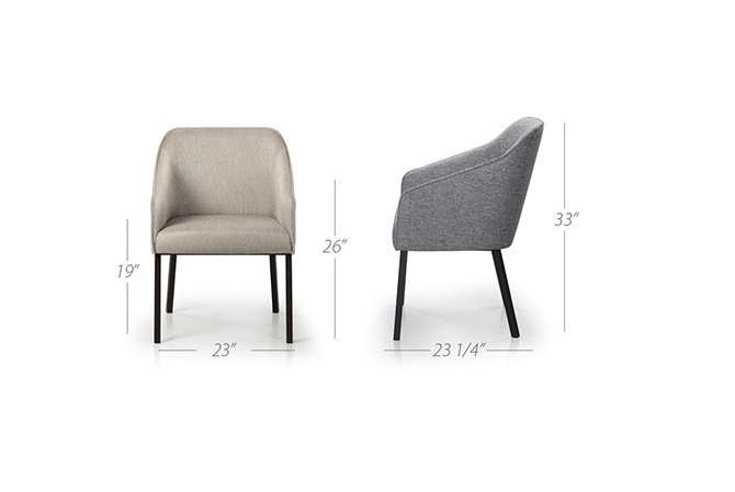 Sara Ii Counter Stool By Trica